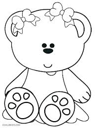 Unique Teddy Bear With Heart Coloring Pages Or Teddy Bear With Heart