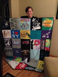 How To Make A T-Shirt Quilt: For Dummies | Ready to Take on the World & Image Adamdwight.com