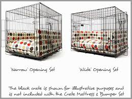 dog crate bedding set inspirational luxury dog bed mattress bed per set charley chau dog crate bedding set best of pet dreams classic cratewear