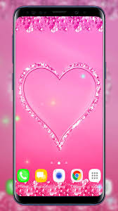 Cute Pink Live Wallpaper