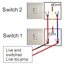 one light switch wiring diagram wiring a 4 way switch one light