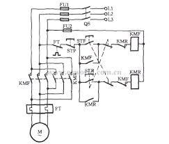 3 phase contactor diagram