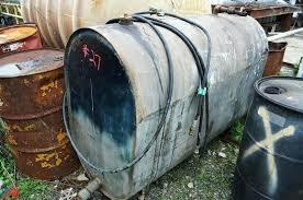 250 Gallon Oil Tank Fibreglass Tanks Vertical Or Horizontal