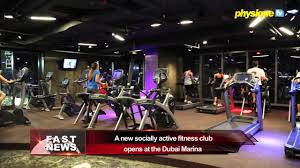 fast news fitness club tribe opens at the dubai marina