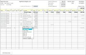 Bank Reconciliation Excel Format Daily Cash Reconciliation Template Best Reconciliation Daily Cash