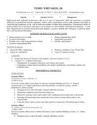Entry Level Job Resume Samples. Ideas Of Customer Service Job Resume ...