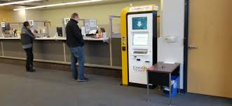 Vending Machine Enclosures Mesmerizing Vehicle Registration Kiosks Go Live In Johnson County Kansas