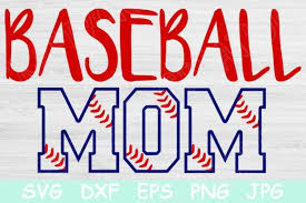 I make a small commission on any purchase… 25 nov. Sports Baseball Mom Svg Files Cricut Graphic By Tiffscraftycreations Creative Fabrica