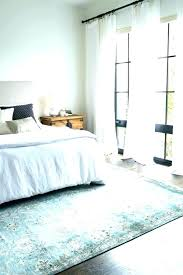 Bedroom Rug Placement Round Rug In Bedroom Bedroom Decor Ideas With