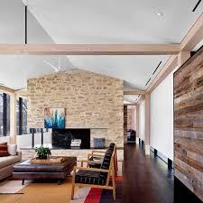 Living Room Furniture Austin This Novel Prefab Austin Home Was Built In Just 12 Months