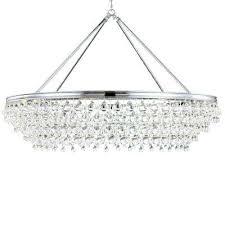 teardrop crystal chandelier calypso 8 light crystal teardrop chrome chandelier af lighting elements crystal teardrop mini