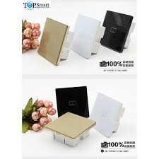 uk standard one gang 2 way remote control touch wall light switches for smarthome nl