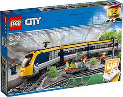 <b>Конструктор Lego City Trains</b> 60197 Пассажирский поезд купить в ...