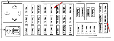 2006 jeep fuse box diagram anything wiring diagrams \u2022 2005 Jeep Liberty Fuse Box Location at 06 Jeep Commander Fuse Box Diagram