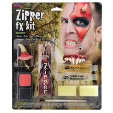 deluxe zipper fx kit devil