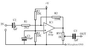 how to make my dynamic mic pre amplifier circuit work picture of how to make my dynamic mic pre amplifier circuit work