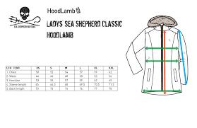 Womens Classic Jacket Hoodlamb