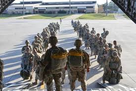 Army Deployment Patch Chart 2019 Army Announces Unit Deployments To Afghanistan Iraq And