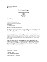 A Proper Cover Letters 10 What Is The Format For A Cover Letter Auterive31 Com
