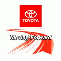 toyota logo moving forward. Wonderful Toyota With Toyota Logo Moving Forward