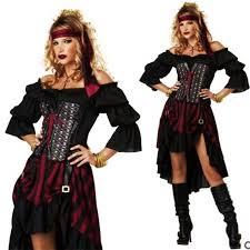 <b>2018New</b> Sexy Plus Szie <b>Halloween Pirate</b> Costume High ...