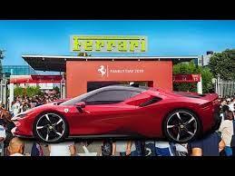 Ferrari Family Day 2019 Ft F90 Stradale Youtube