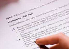Always Review Your Resume Before Submitting It