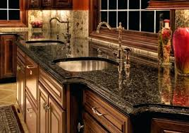 average cost of granite countertops in black plus sink with steel traditional wooden cabinets and