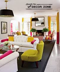 design living room with colors zesty home