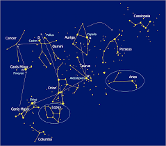 Constellation Chart Constellation Chart How To Draw A Onstellation Hart
