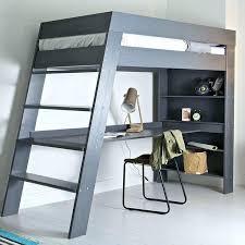 bunk bed office underneath. Bedroom:Breathtaking Loft Bed With Desk Under 31 Bunk Underneath Diy Best Ideas On Plans . Office R