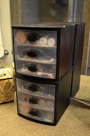 diy makeup organizing ideas plastic drawers projects for makeup drawer box storage