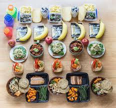 2100 Calorie Diet Chart Core De Force Meal Prep 1 800 2 100 Calorie Level The