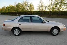 1994 Toyota Camry - Information and photos - ZombieDrive