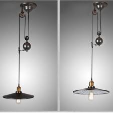 adjustable pendant lighting. Adjustable Pendant Light \u2013 Sl Interior Design Intended For Pulley Lights (#1 Lighting P