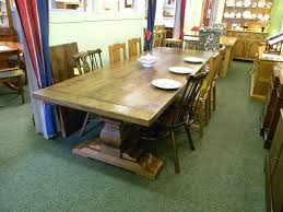 Kitchen Table With Leaf Insert Bespoke Tables The Table Place