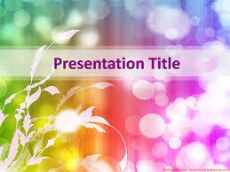 Powerpoint Designs Free Download Free Vintage Floral Powerpoint Template Download Free