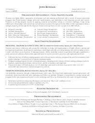 Resume Of Trainer Sales Trainer Resume Sales Trainer Resume Sample Resume Trainer