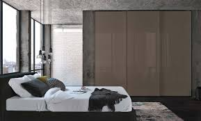 contemporary fitted bedroom furniture. Modern Contemporary Interior Design With Grey Custom Fitted Wardrobes Sliding Door Bedroom Furniture D