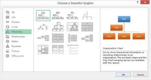 Can You Make An Org Chart In Excel Creating An Organization Chart Microsoft Excel