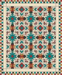 Quilt Patterns Southwest Designs Southwest Quilt Pattern Southwest Quilt Nativ American