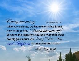 Good Morning Spiritual Quotes