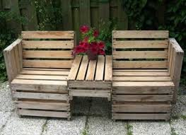 recycled pallets outdoor furniture. source recycled pallet patio furniture sofa pallets outdoor