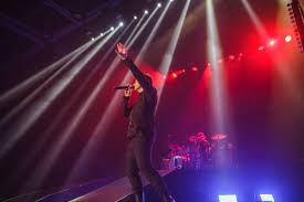 Concert Review Shinedown At The Abbotsford Centre In