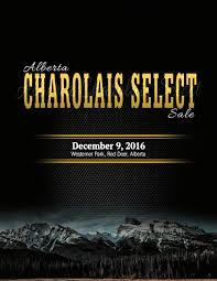 AB Charolais Select by Today s Publishing Inc. issuu