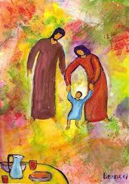 Cầu nguyện với Thánh Gia - Mẹ Teresa Calcutta