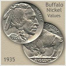 1935 Nickel Value Discover Your Buffalo Nickel Worth