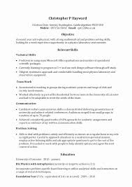 The Best Way To Write Resume Highlights Examples Visit To Reads
