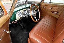 Resto-mod Wagon: 1952 Chevrolet Styleline Deluxe