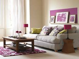 Purple And Grey Living Room Decorating Purple And Grey Living Room Square Ottoman Coffee Table Cream